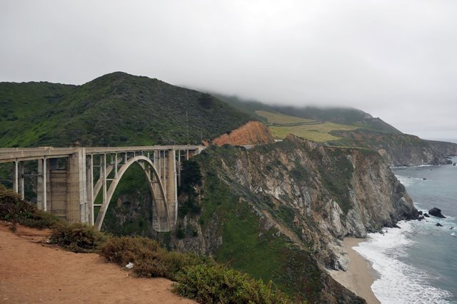 Bixby Bridge Pacific Coast Highway