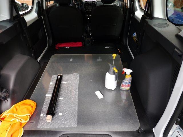 Dacia Dokker 2020 | Hochdachkombi wird zum Minicamper ausgebaut